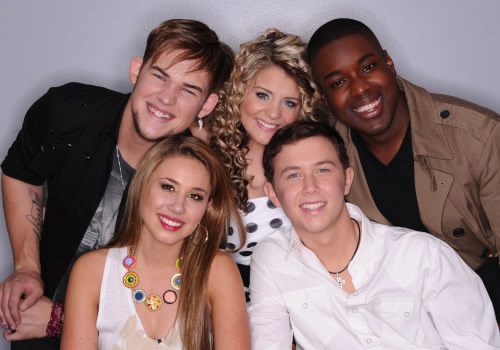 american idol 10 top 5 AI Report Card Top 5: Now & Then   Everyones In It To Win IT!!!! (Well, Except You Haley)